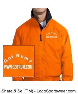 Port Authority Adult Enhanced Visibility Challenger Jacket  Design Zoom